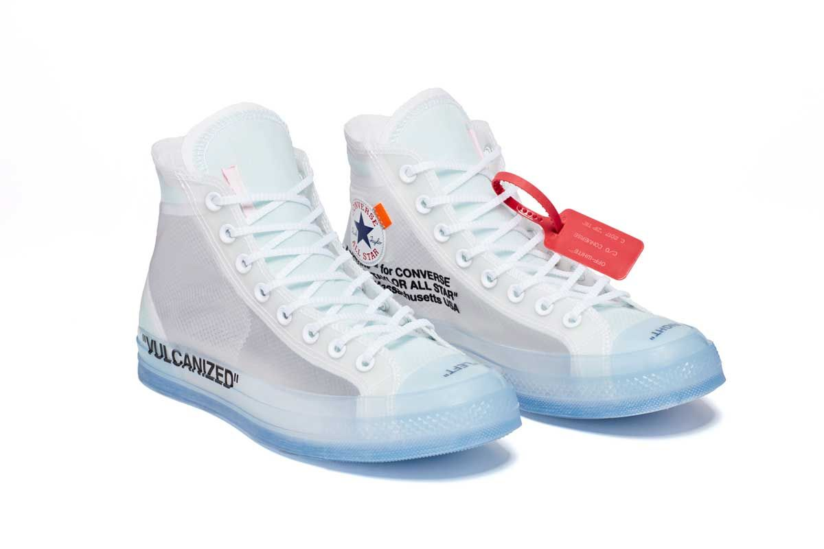 OFF-WHITE x Converse Chuck Taylor: Release Date, Price \u0026 More