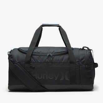 7219f1a7da Hurley Renegade II Solid Duffel Bag