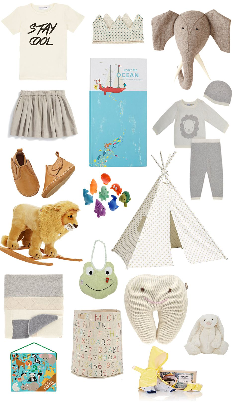 Gift Guide for the Kiddos.