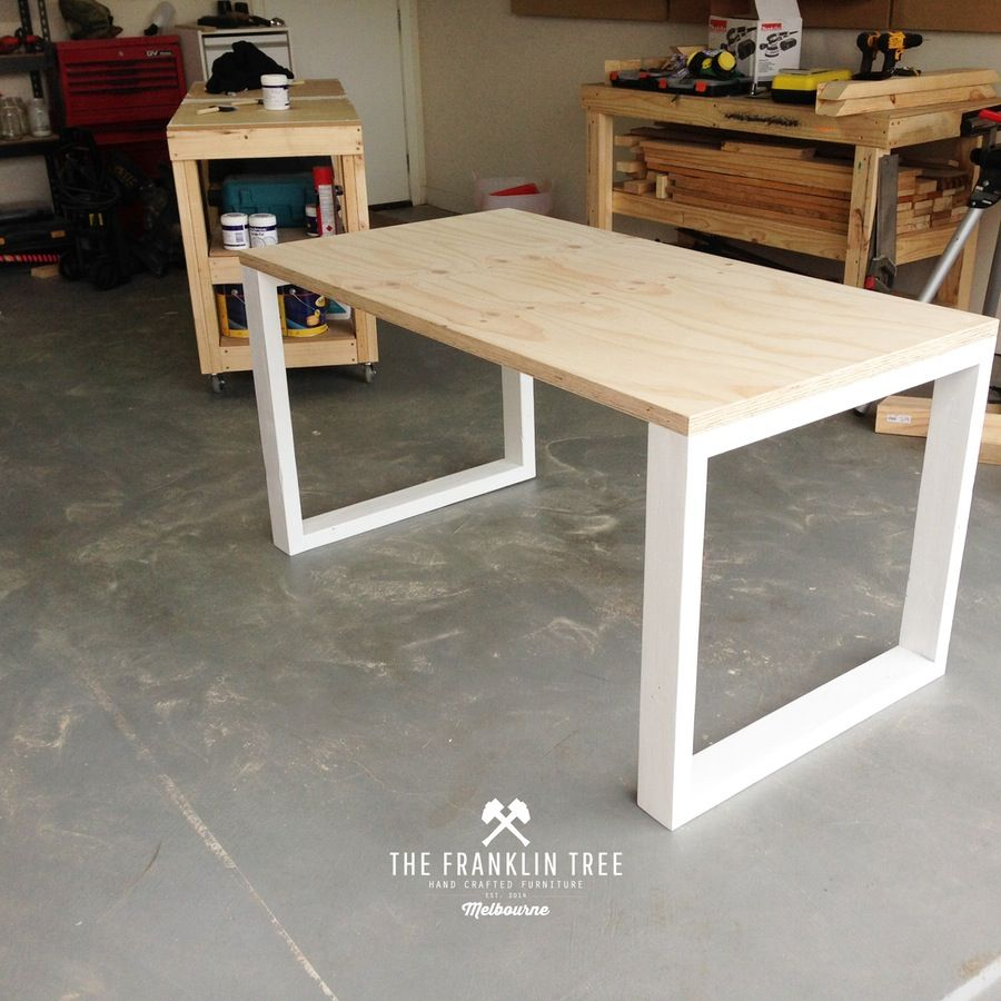 Furniture Design Study Table image of williamsburg study table / plywood | plywood furniture