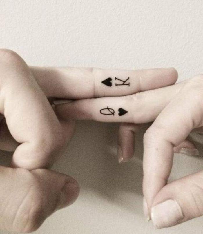 1001 Ideas Y Consejos De Tatuajes En Los Dedos Tattoooooo
