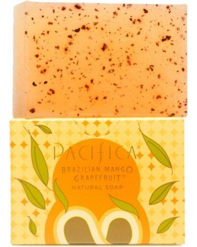 Brazilian Mango Grapefruit Natural Soap 6 oz