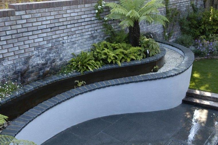 Fuentes De Jardin 100 Modelos De Espectaculos Acuaticos Jardin - Fuentes-agua-jardin