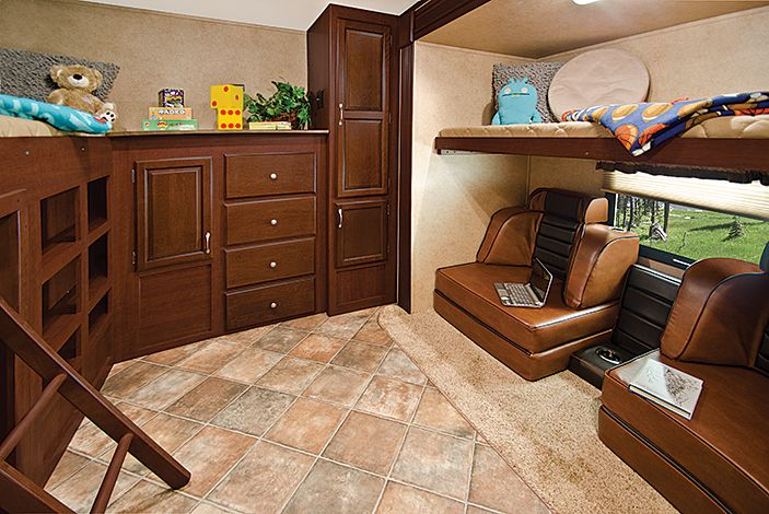 Kids Will Enjoy Hanging Out In The Back Bedroom Where They Can Watch Tv Or Play Video Games From