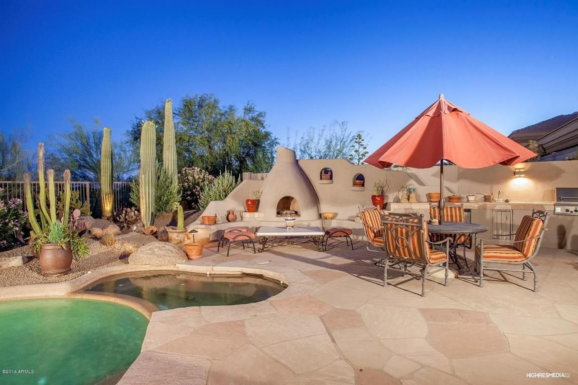 6273 E Amber Sun Drive, Scottsdale , 85266 | Outdoor ... on Amber Outdoor Living id=40893