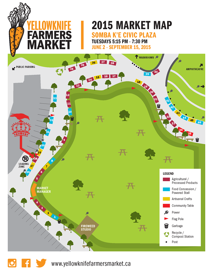 @ykfarmersmarket starts today and we are excited to meet you there!! We will have #organic #Bisons #sausages today :)