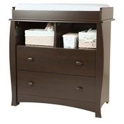Beehive Changing Table Espresso 311612652 | Espresso | Shop by Furniture Finish | Furniture | Burlington Coat Factory