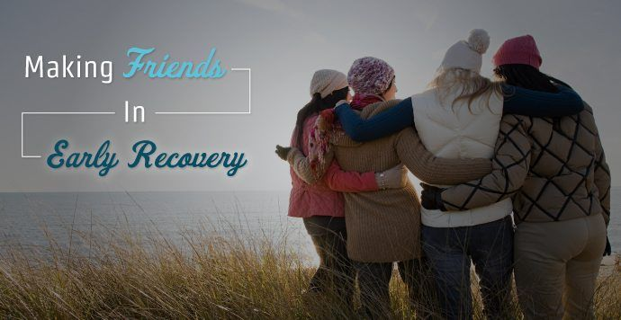 Healthy friendships can be greatly helpful as you transition from treatment to recovery. A sober lifestyle with supportive friends is easier to find than you may think. Learn about the best relationships to have during recovery and begin building a positive future for your healthy new life. #friends #addiction #substanceabuse #recovery