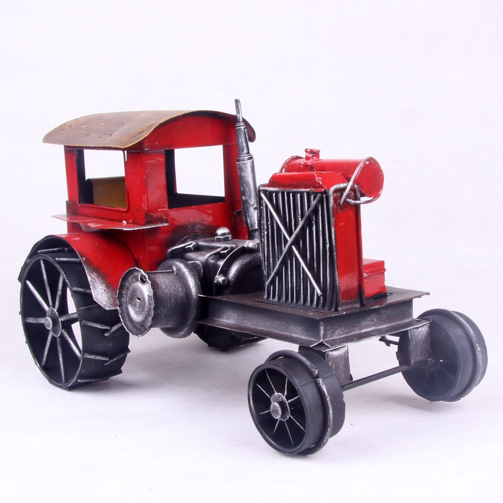 American Vintage Car tractor iron crafts 20161 tent Wrought iron crafts gifts business gifts & American Vintage Car tractor iron crafts 20161 tent Wrought iron ...