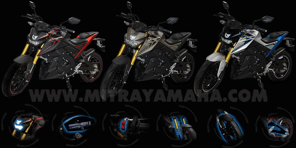 Harga Cash Dan Kredit Motor Yamaha Xabre Dealer Resmi Yamaha Melayani Wilayah Jakarta Tangerang