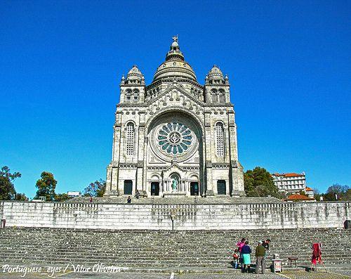 Basílica de Santa Luzia - Viana do Castelo - Portugal
