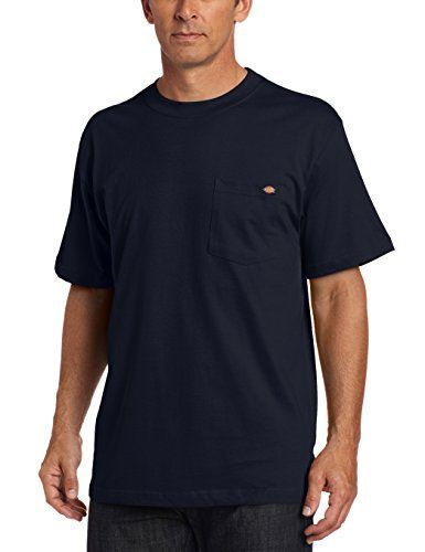 Dickies Men's Big-Tall Short Sleeve Pocket Tee, Dark Navy... http://www.amazon.com/dp/B0092KFXLA/ref=cm_sw_r_pi_dp_ySpwxb1NSFAVG