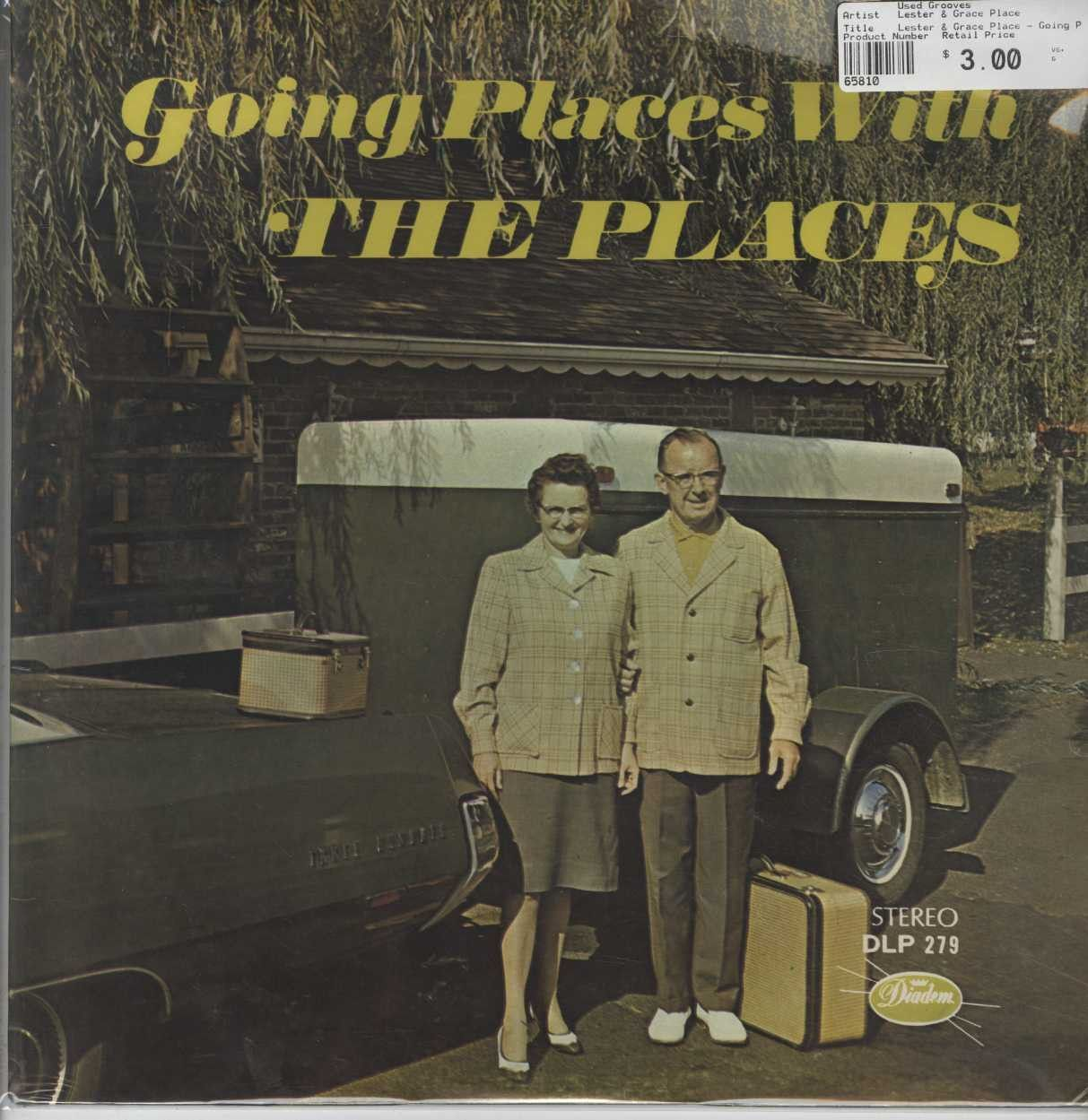 Lester & Grace Place - Going Places With The Places