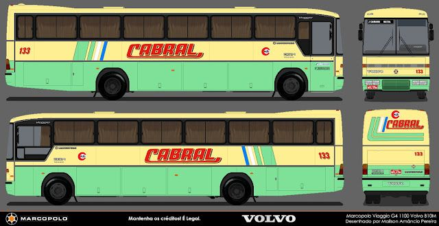 DESENHOS ONIBUSALAGOAS: CABRAL 133