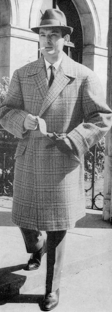 from Austrian tailoring journal, Die Allgemeine Schneiderzeitung, from October, 1962