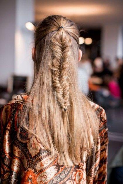 @Teresa Selberg Simmons, boho hair, braid