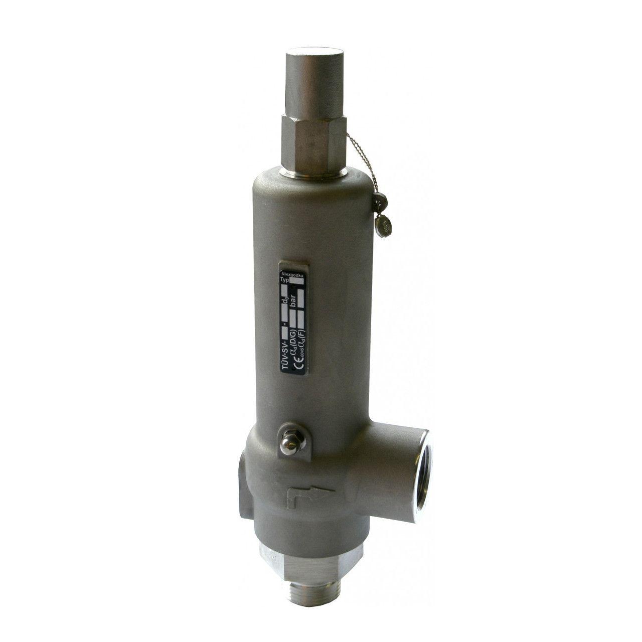 Niezgodka type 21 safety valve safety valve relief