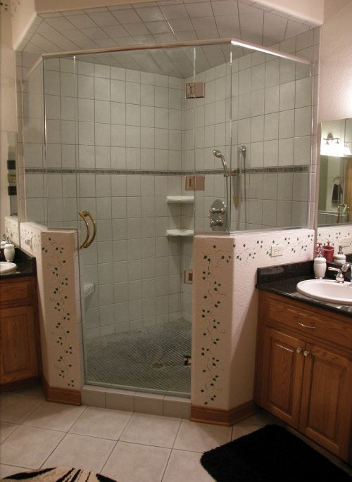 All BGS Glass Little Prairie Frameless Shower Doors Are Made With Tempered  Glass, Meaning If