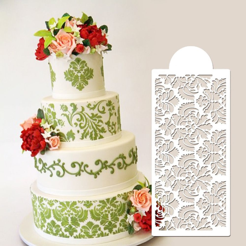 Wedding Cake Toppers #ebay #Home & Garden | Cake stencil and Products