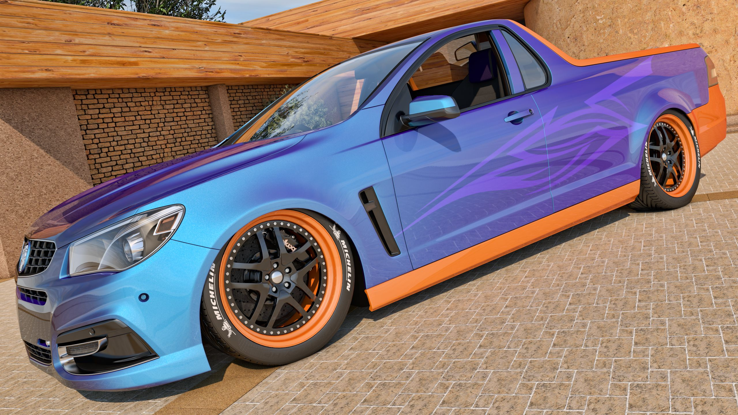 Holden custom ute pearl cars pinterest big girl toys van holden custom ute pearl vanachro Choice Image