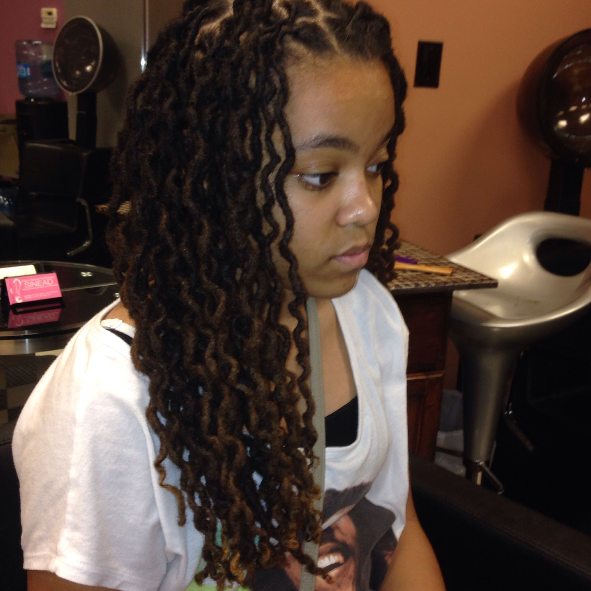 33++ Braid out on locs inspirations
