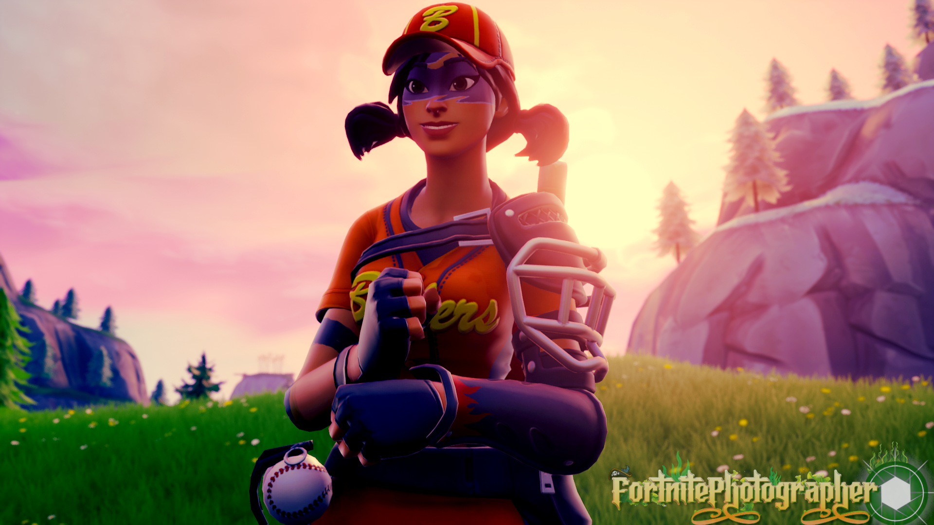 The Games Begin This Outfit Is 10 10 For Me Hope You Guys Enjoy The Shots Fastball Set 01 2 4 Fnphootographer On Twitter Fortnite Ball Photographer