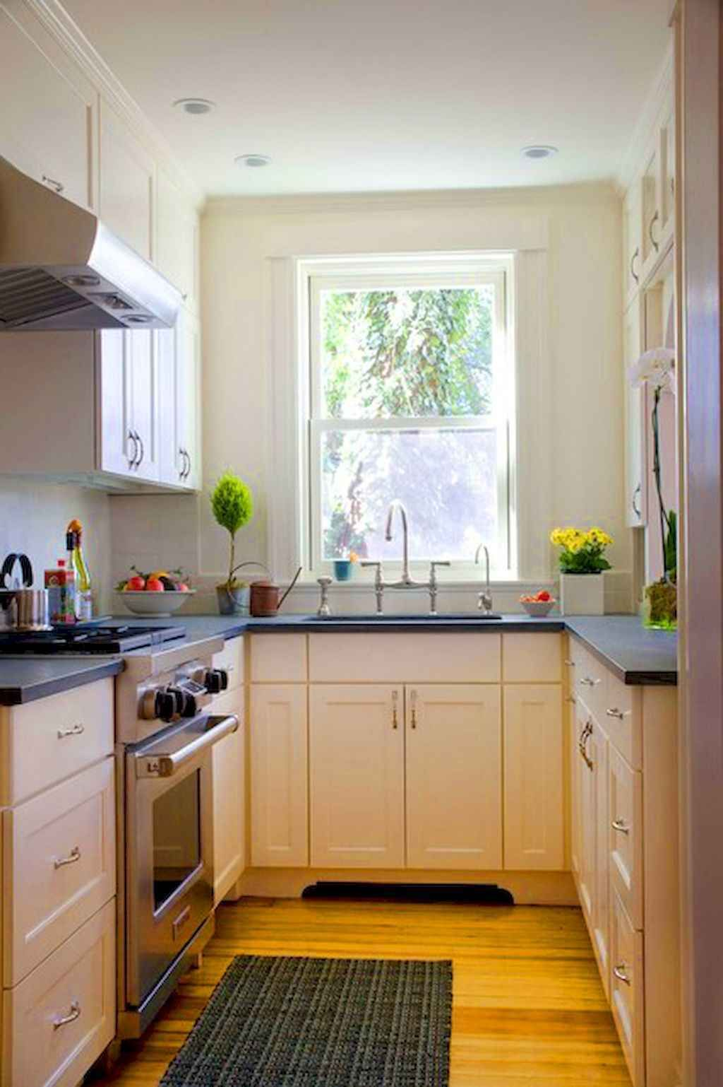 120 Beautiful Small Kitchen Design Ideas And Remodel To Inspire