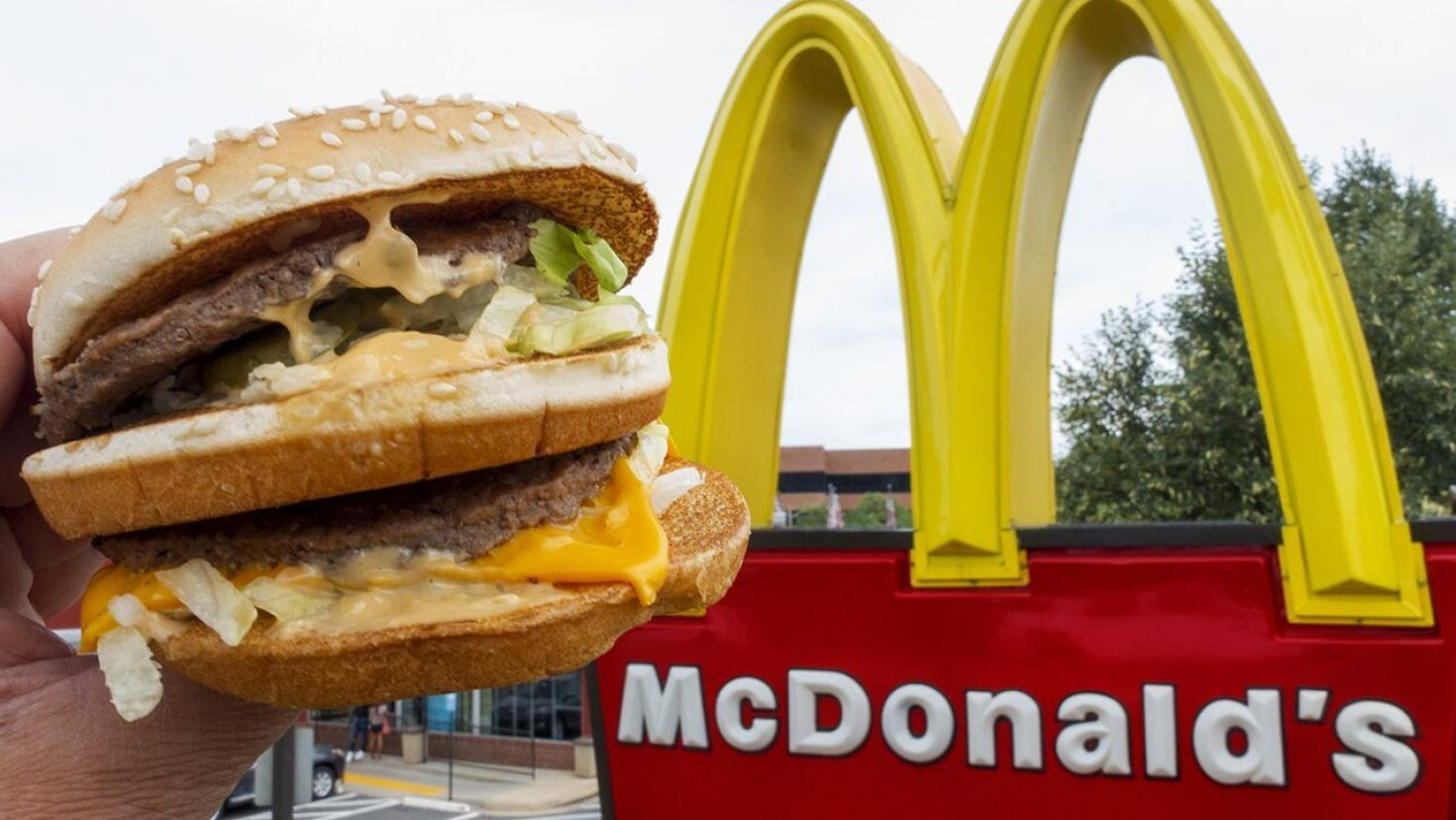 Mcdonalds almost called the big mac something else