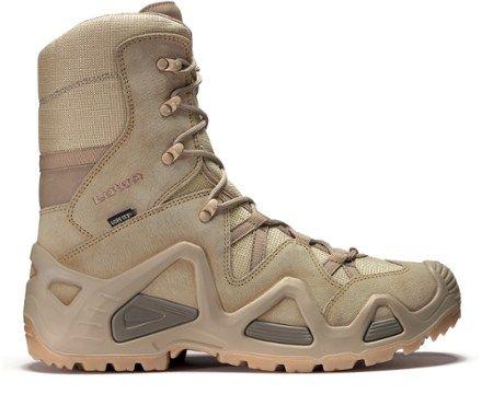 Lowa Men's Zephyr GTX Hi TF Hiking Boots Coyote 14