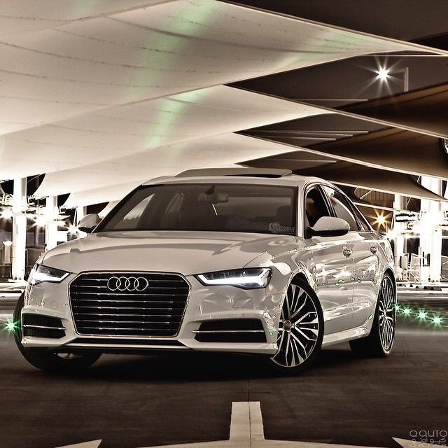 Beautiful 2016 #Audi A6 3.0TFSI Quattro S-Line 333hp V6 Supercharged
