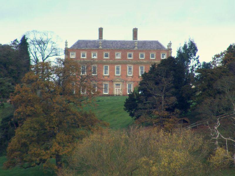 Davenport house shropshire england family heritage