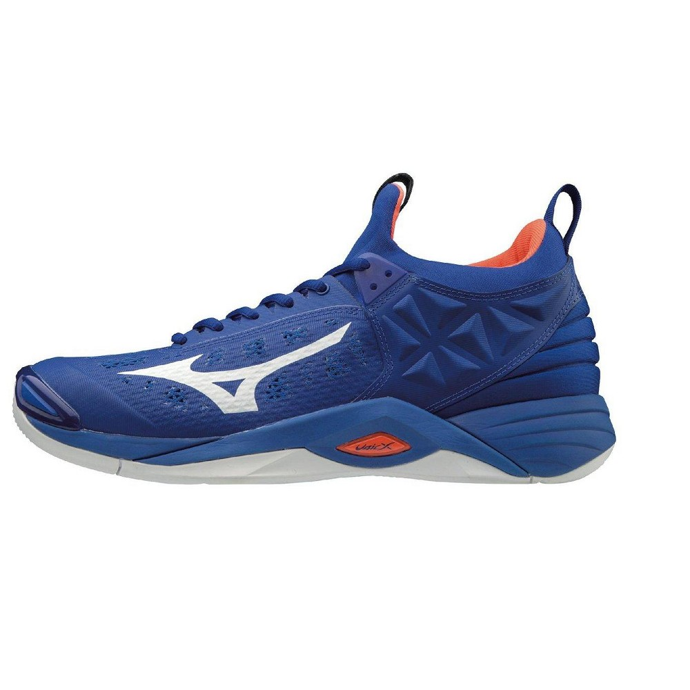 Mizuno Wave Momentum Men S Volleyball Shoe Mens Size 17 In Color Royal Orange 5220 With Images Mens Volleyball Shoes
