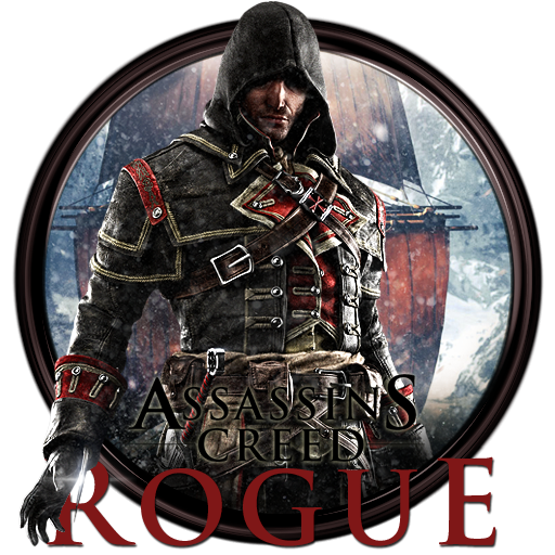 Assassin S Creed Rogue Dock Icon Assassins Creed Rogue Assassins Creed Artwork Assassins Creed