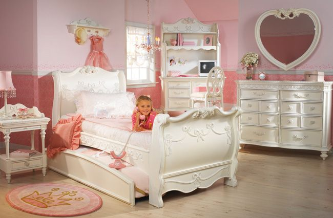 Disney Furniture 6 Pc Twin Sleigh Bedroom the bubba\u0027s