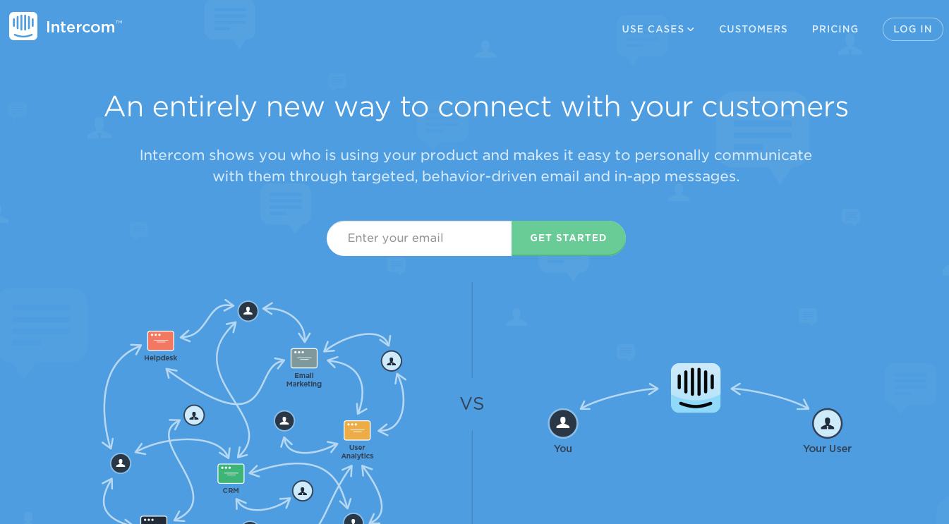 User intelligence and customer