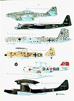 S08 Luftwaffe Colour & Markings 1935-1945 Vol. 2 Page 31-960