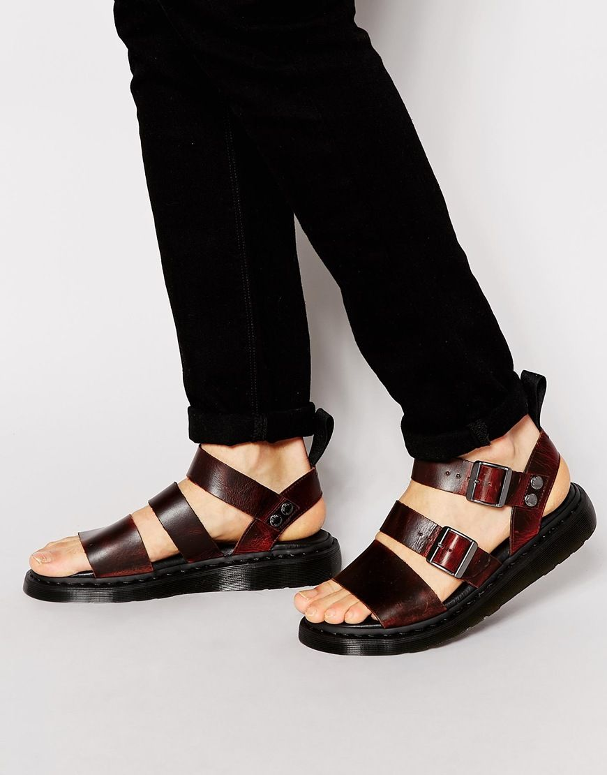 f2aa42657b80 Dr Martens Gryphon Sandals