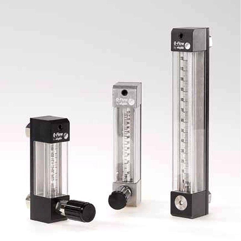 Low flow rotameter q flow liquids gases variable