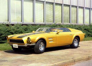 Ford Mustang 1ª Generacion 1964 1973 Con Imagenes Automovil