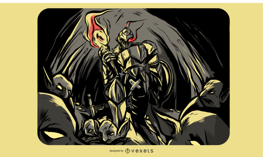 Goblin Slayer Illustration Ad Sponsored Aff Illustration Slayer Goblin Goblin Professional Business Cards Templates Illustration