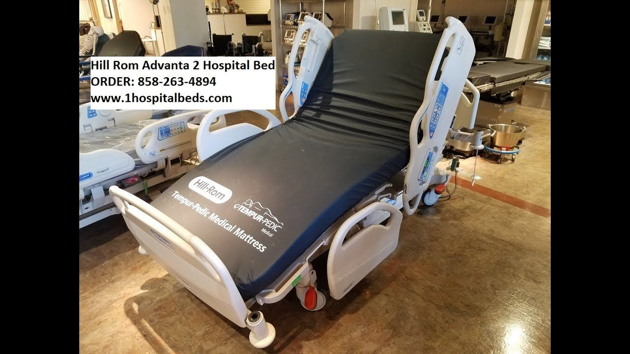 Hill Rom Advanta 2 Hospital Bed Hospital bed, Hospital, Bed