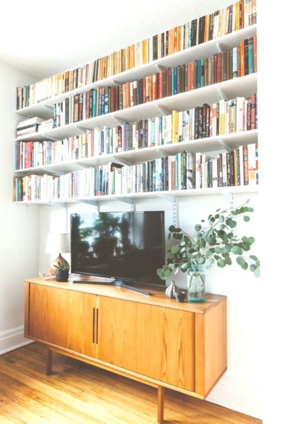 More than 20 DIY shelf ideas for all spaces styles and budgets #budgets #ideas #shelf #spaces #styles
