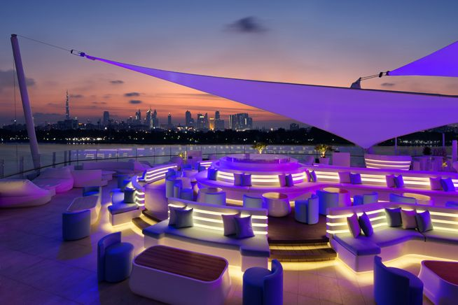 Cielo Best Outdoor Bars In Dubai Places Never To Miss