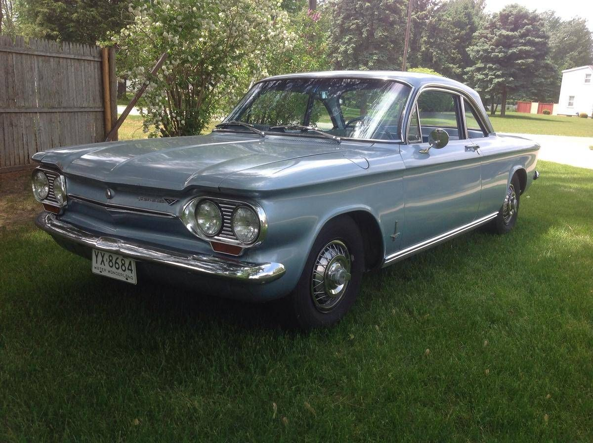 1963 Chevrolet Corvair Monza Coupe For Sale 1743838 Chevrolet Corvair Chevy Corvair Classic Cars Chevy