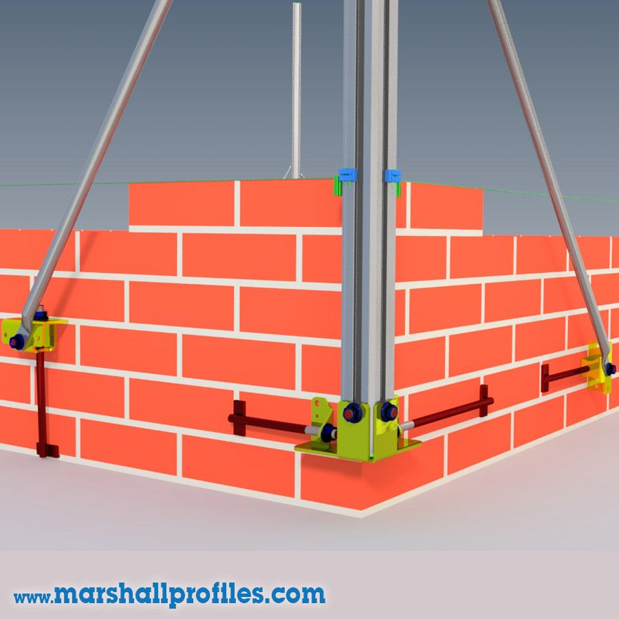 How to set up building profiles