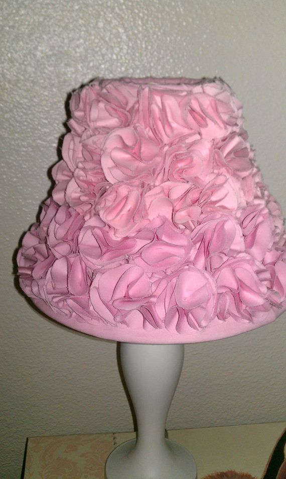 Girls pink bedroom lamp shade | Pink lamp, Pink bedroom ...