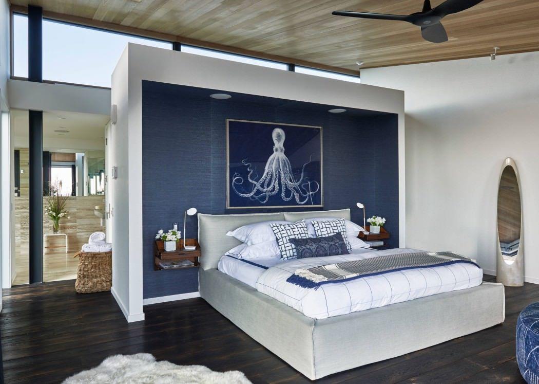 moderne schlafzimmer ideen stilvoll mit designer flair - Stilvolle Schlafzimmerideen