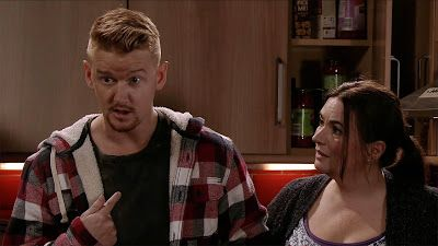 Coronation Street Blog: Preview of tonight's double Corrie - Monday 26 Oct...