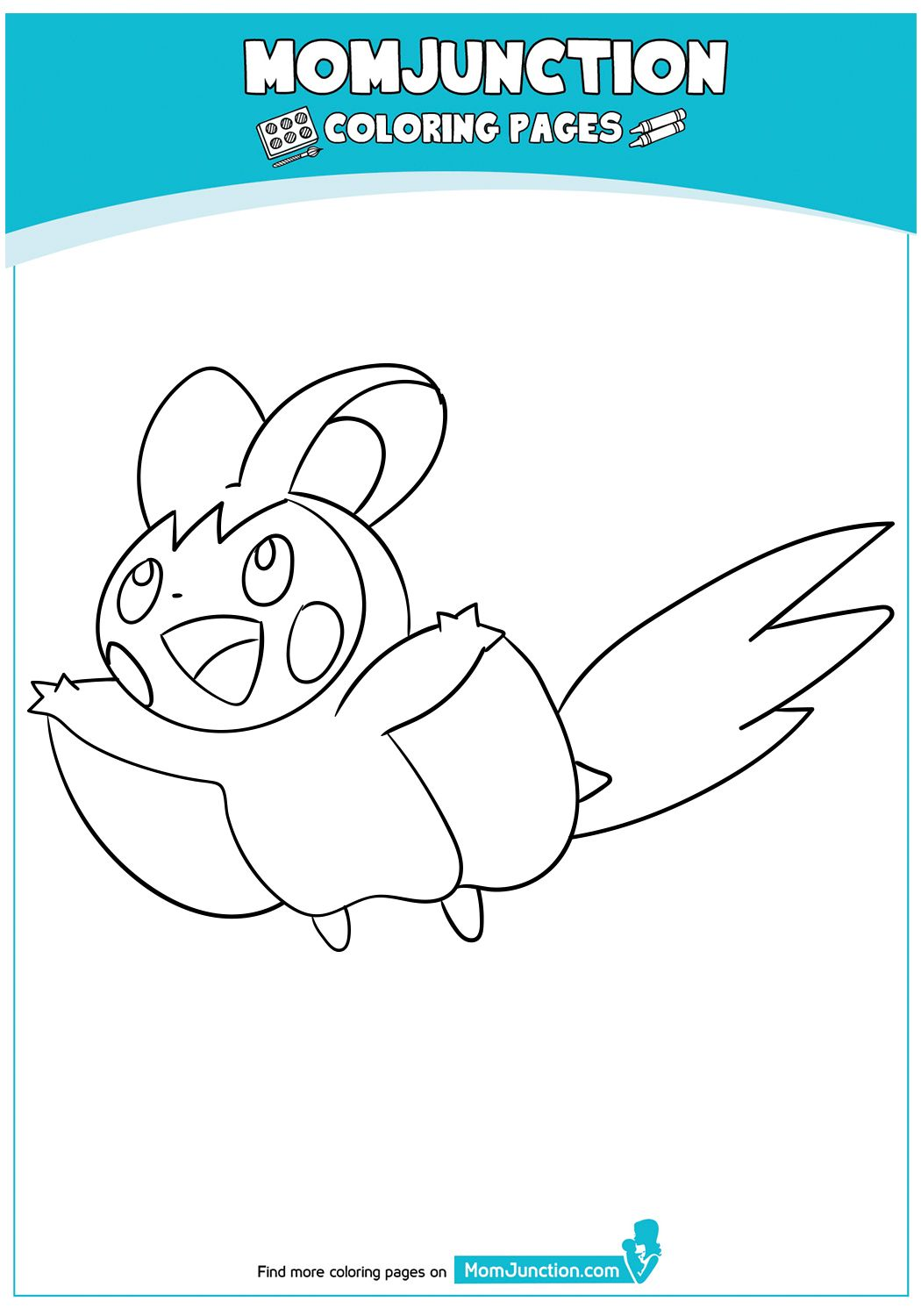 Pokemon Go Logo Coloring Page | Coloring pages, Go logo, Color