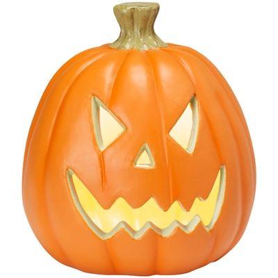 9-inch Jack-O-Lantern GEMMY HALLOWEEN LIGHTED DECOR Pinterest - halloween lighted decorations